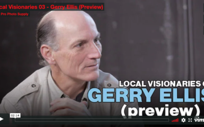 Meet Local Visionary, Gerry Ellis