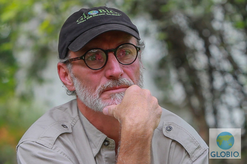 Gerry Ellis Recognized with the Global Conservation Prize.
