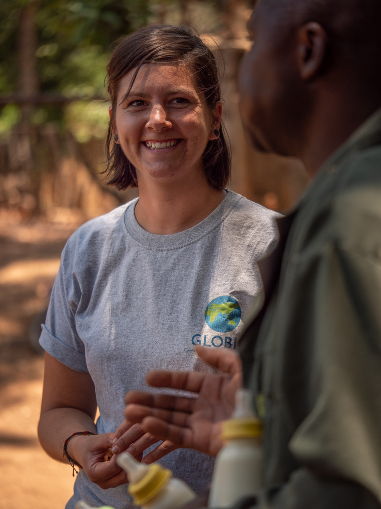 Meg Stark Programs Director GLOBIO