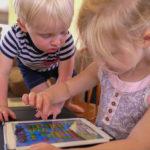 Kids homeschooling