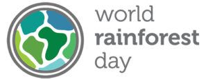World Rainforest Day logo