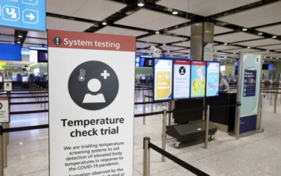 Travel with GLOBIO — Infection screening is here to stay