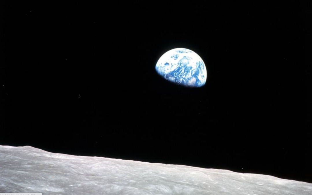 """EARTH DAY – """"It does not take """"everyone on Earth"""""""